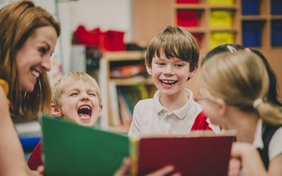 Werkhoudingsproblemen bij kinderen van 4 tot 12 jaar